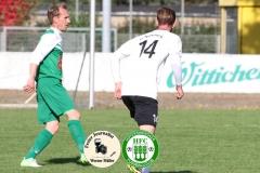 2017-09-30 Hoyerswerdaer FC I in grün - Königswarthaer SV in weiß 3:1 (2:0) Foto: Werner Müller
