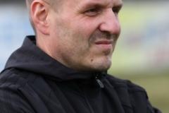 2017-10-21 Hoyerswerdaer FC II in grün - SG Nebelschütz in rot 1:1 Foto: Werner Müller
