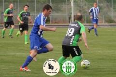 2019-05-03  Altliga  HFC Einheit grau grün   -  DJK Sokol Ralbitz blau - weiß  1:4  Foto: Werner Müller