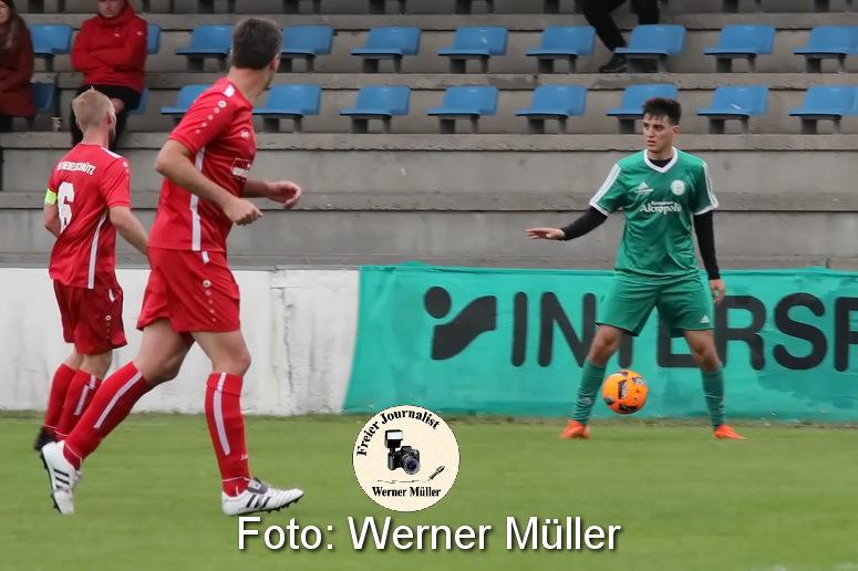 2021-09-18 Hoyerswedaer FC II -SG Nebelschütz 5:1 Foto: Werner Müller