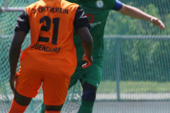 2021-07-31 Hoyerswerdaer FC - SV Trebendorf Foto: Werner Müller