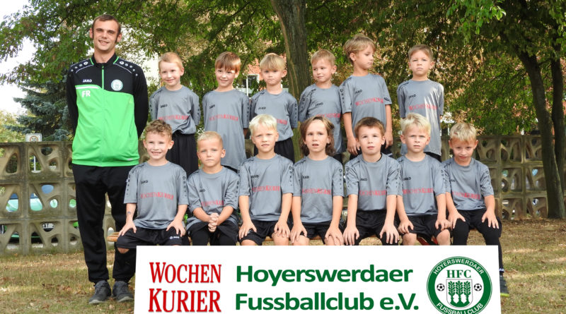 Wochenkurier unterstützt den HFC !!!