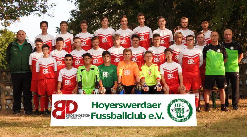U17 im Pokal weiter