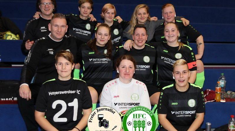 Hallenkreismeisterschaften Frauen