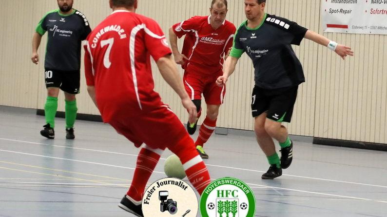 Altherren HFC-Einheit spielt Wittichenauer Pilscup